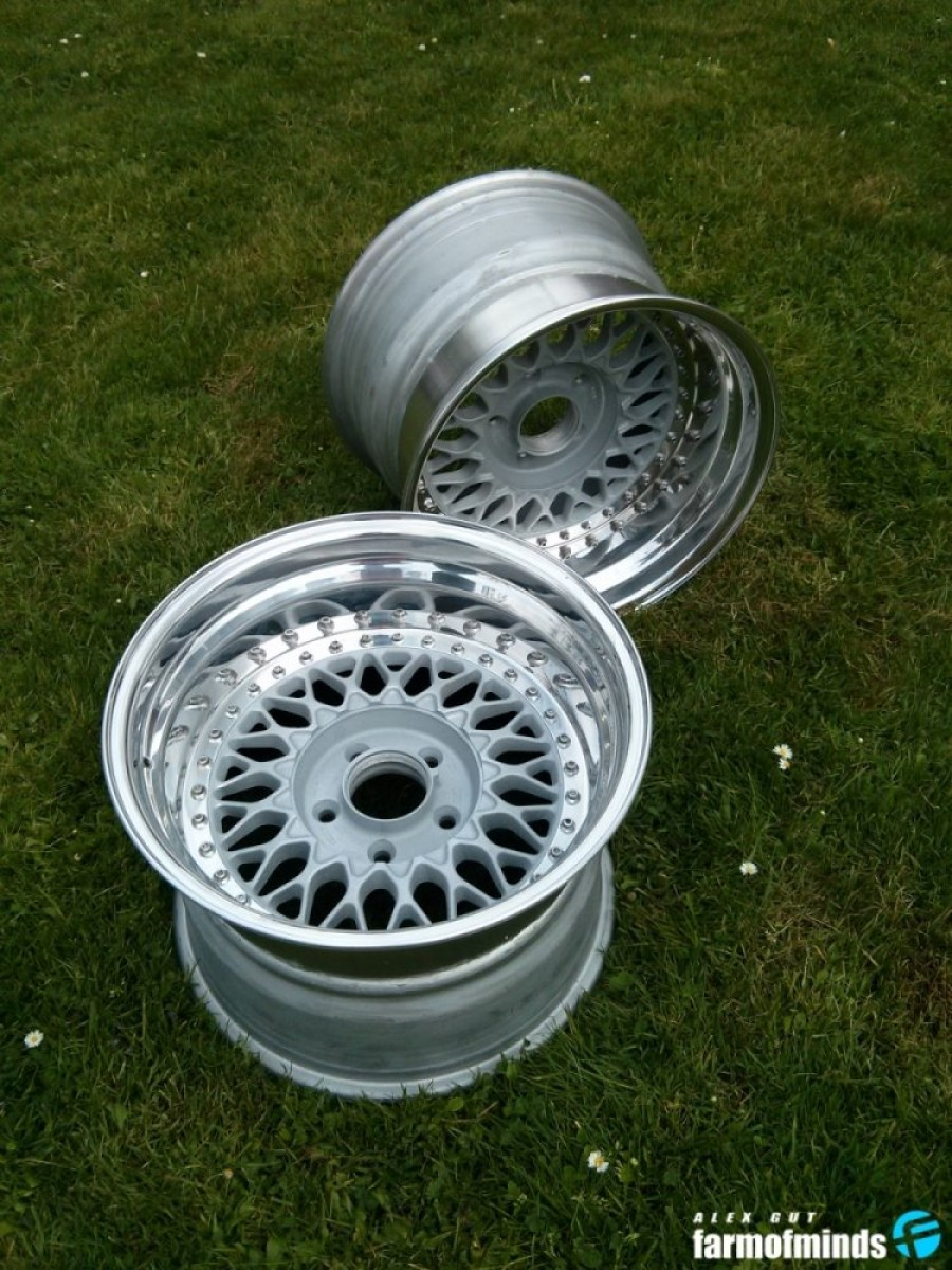 Nissan Skyline R32 wheels BBS RS 16″ 11J ET-14 225/45 GTR