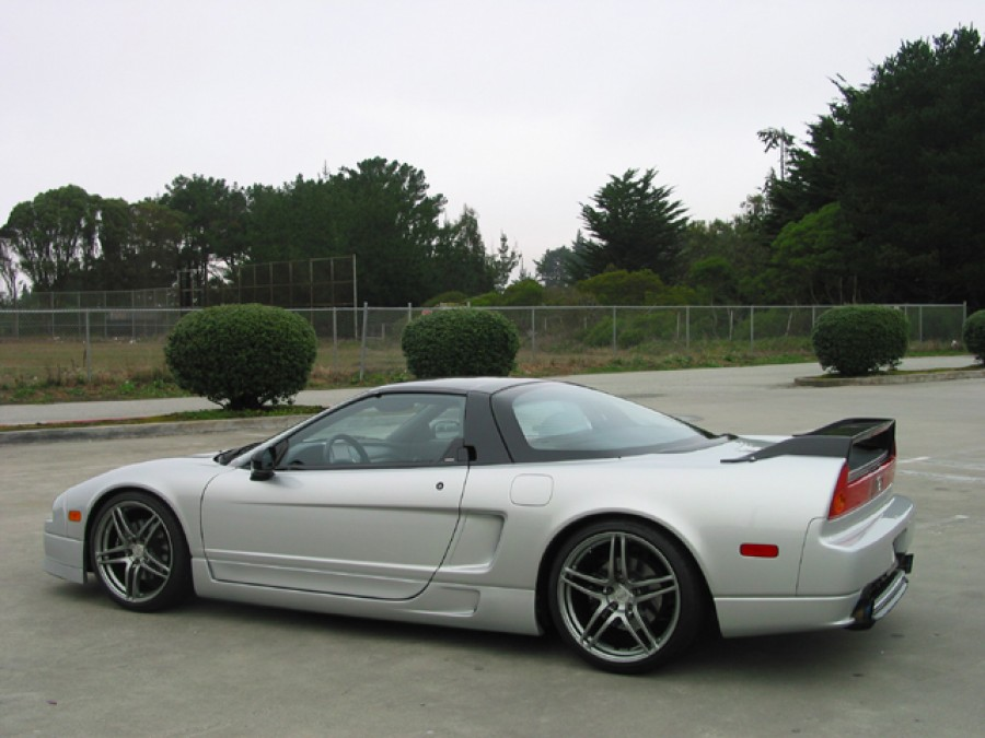 Acura NSX wheels Advan Yokohama AVS Model 5 18″ 8J 19″ 10J