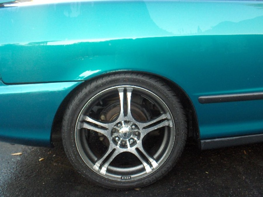 Acura Integra wheels Konig Wheels Incident 17″ 8J