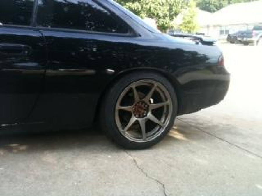 Nissan Silvia S14 wheels MB Battle 17″ 9.5J ET27 215/45 ET12 225/45