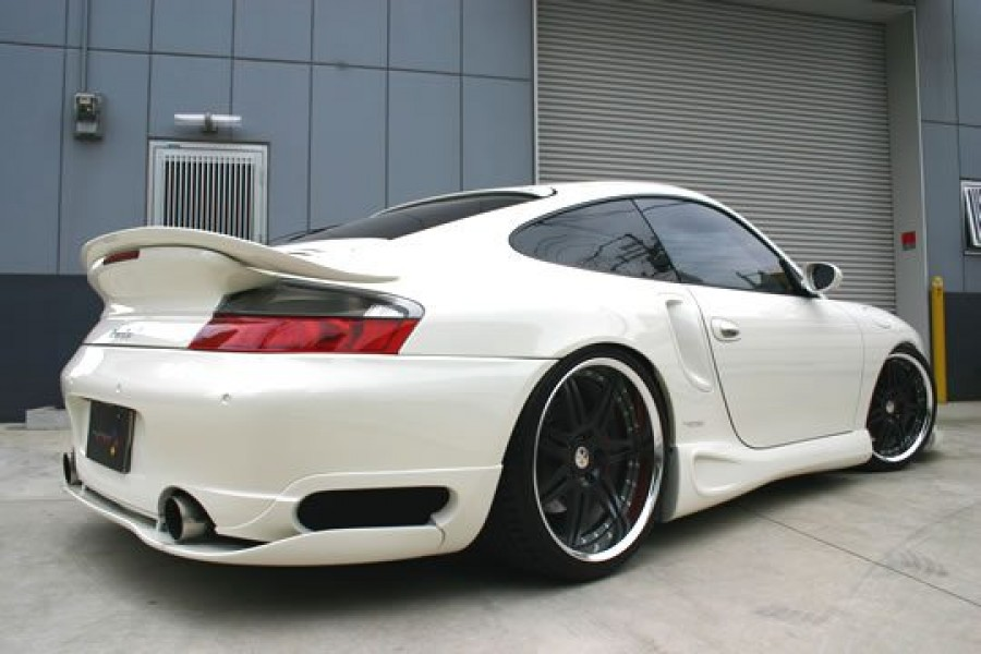 Porsche 996 4S/Turbo wheels Hyper Forged HF102R 19″ 8.5J ET41 235/35 20″ 11J ET20 305/25