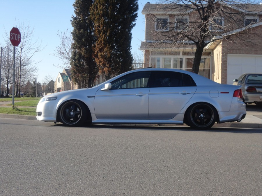 Acura TL wheels Klutch Republik SL5 18″ 9.5J 9.5J