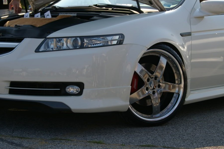 Acura TL wheels AME Shallen FX 20″ 9J 10J