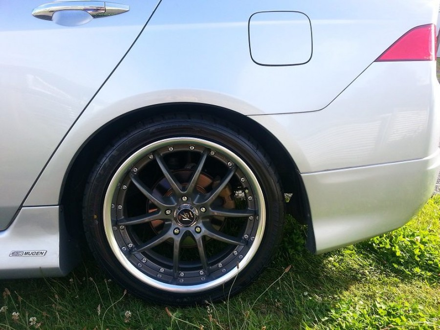 Acura TSX wheels Work VS-SS 18″ 7.5J 7.5J