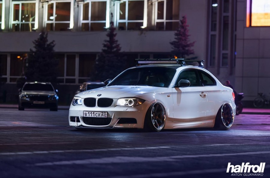 BMW 1 Series E81/E82/E87/E88 wheels Work Emotion T7R2P 18″ 10J 215/40 11J 245/35