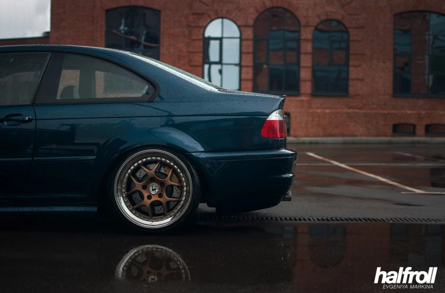 BMW 3 series E46 wheels Schmidt VN Line 18″ 8.5J 215/35 10.5J M3