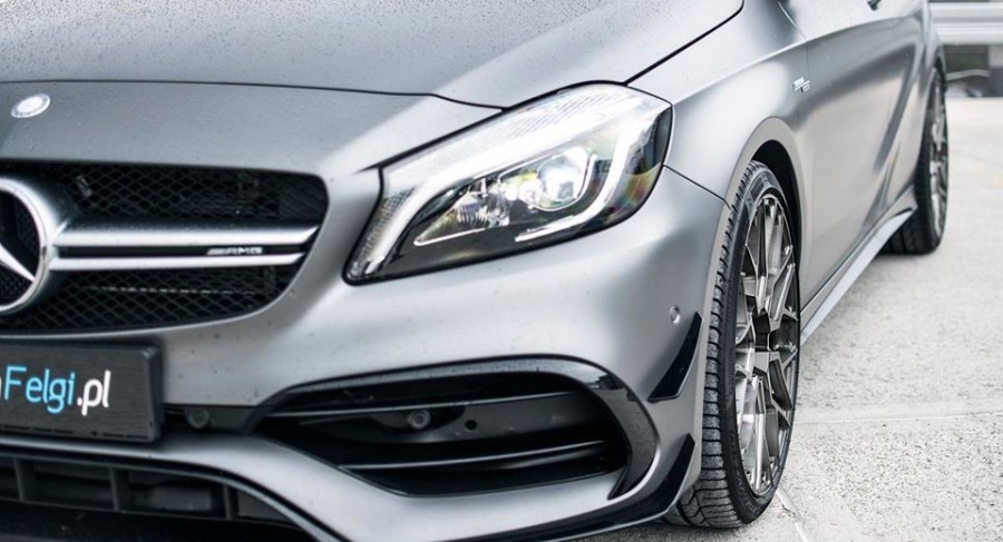 Mercedes-Benz A-Class W176 wheels BC Forged EH176