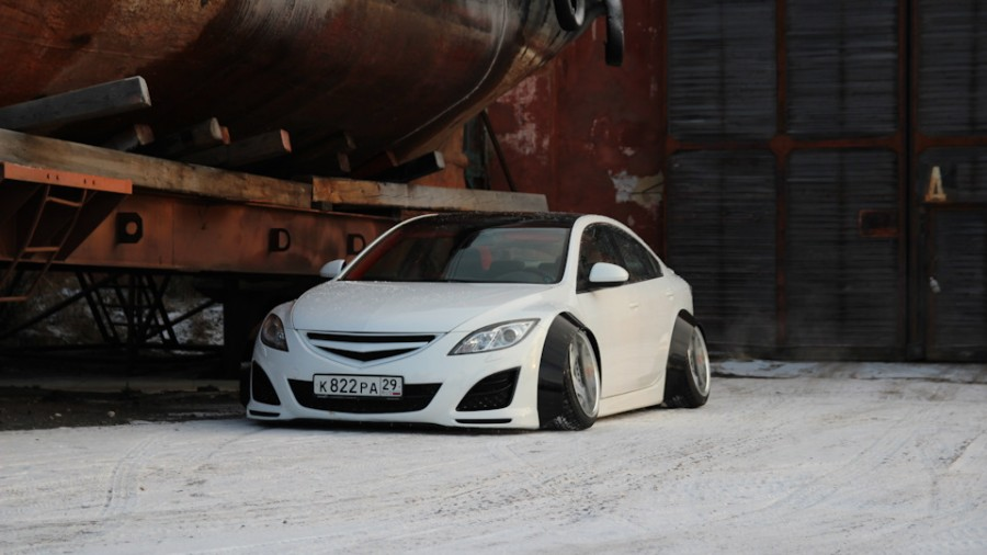 Mazda 6 2 generation wheels Super Star Leon Hardiritt Orden 18″ 9J 9J  fuckhaters