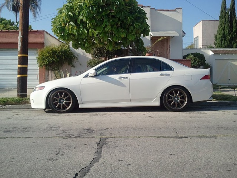 Acura TSX CL9 wheels Work Emotion XD9 18″ 8J 8J