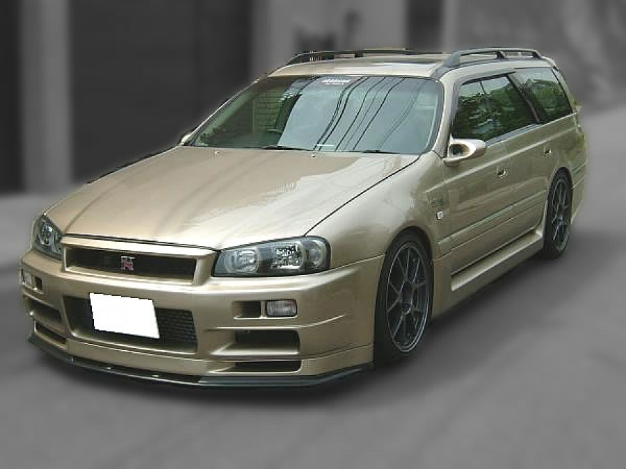 Nissan Stagea WC34 Series 1