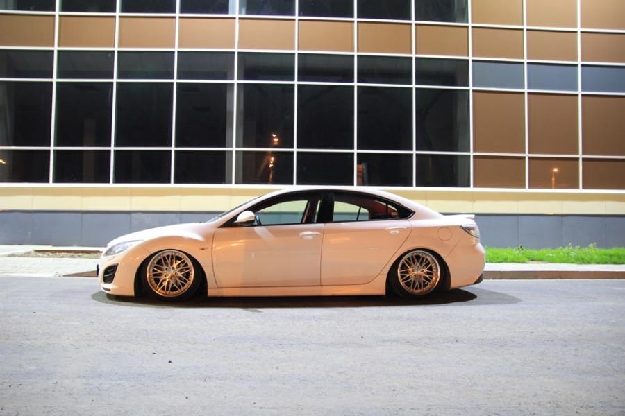 Mazda 6 2 generation wheels Super Star Leon Hardiritt Bugel 18″ 8.5J 9.5J  fuckhaters