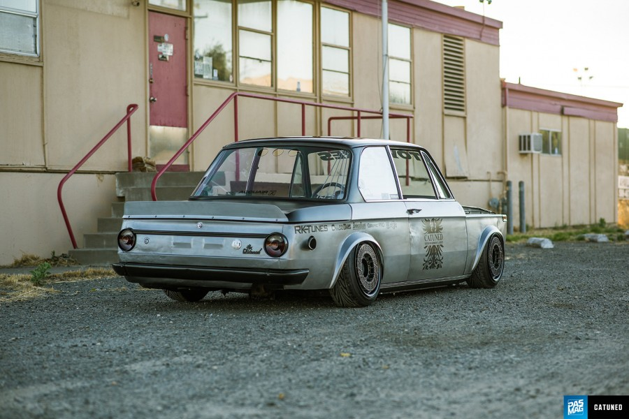 BMW 02 series 2002 wheels BBS Turbofan 15″