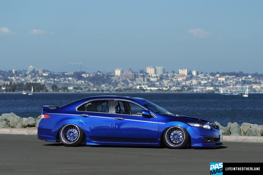Acura TSX CU2 wheels Work VS-XX 18″ 9.5J 10.5J