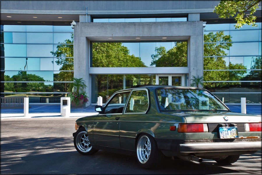 BMW 3 series E21 wheels XXR 002 15″ 8J 195/50