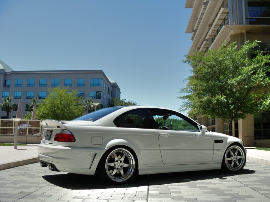 BMW 3 series E46 wheels HRE 546 19″ 8.5J ET37 245/35 10J ET27 275/35