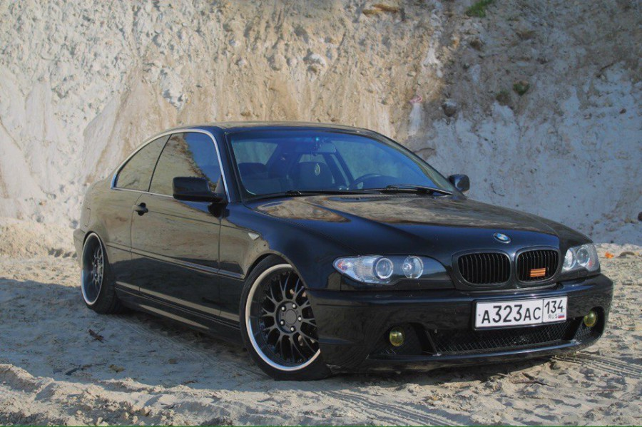 BMW 3 series E46 wheels Manaray Sport Vertec VR-5 18″ 8.5J 9.5J