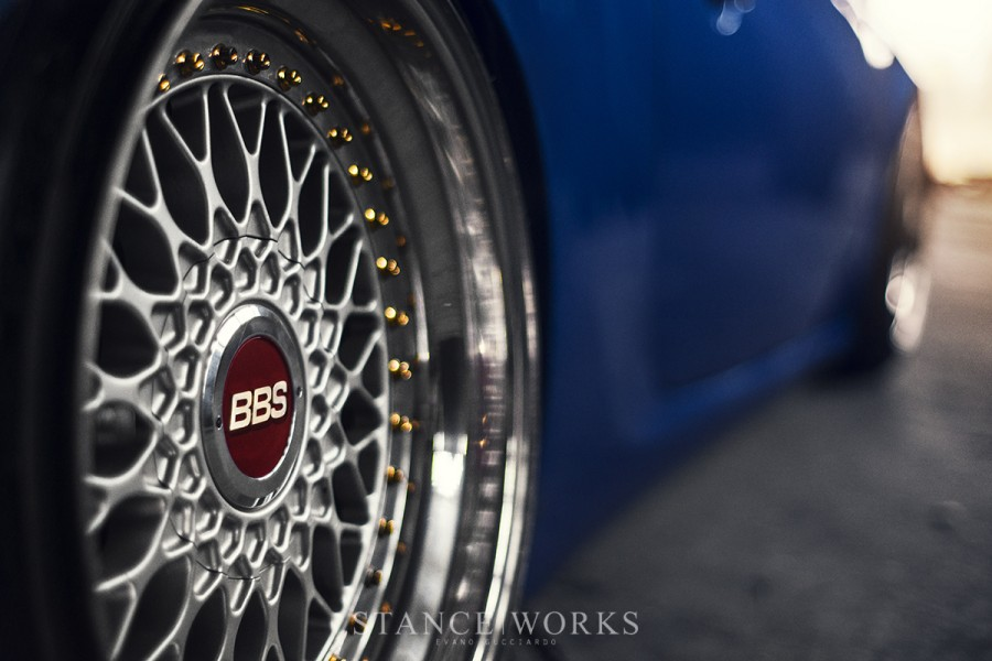 Subaru BRZ wheels BBS RS 17″ 9.5J 10.5J