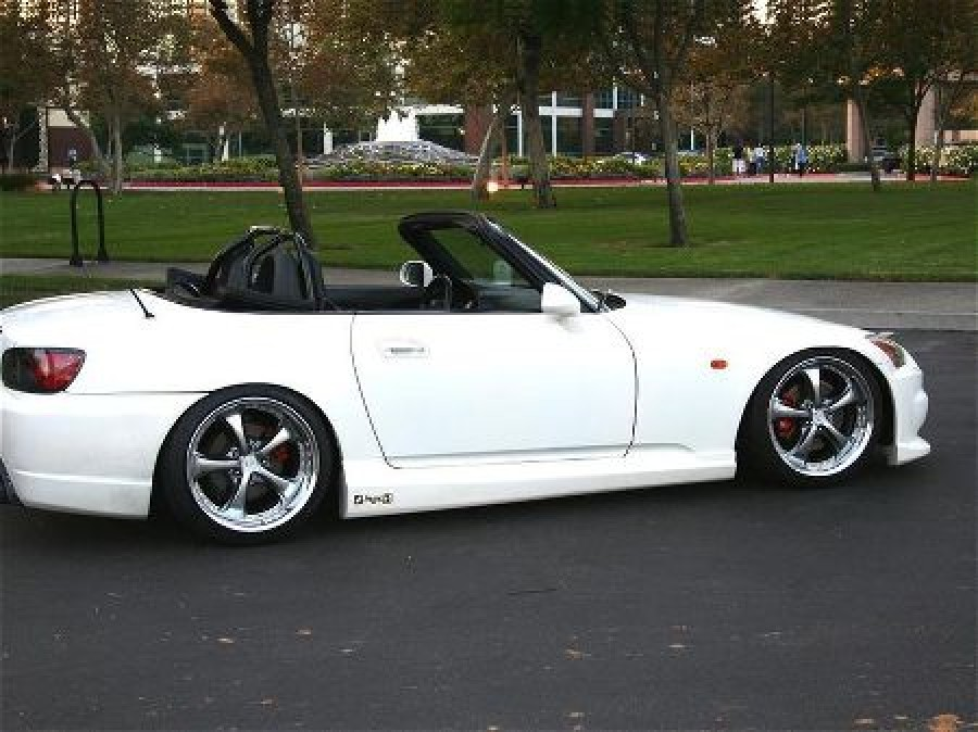 Honda S2000 wheels Work VS-KF 18″ 9J ET52 225/35 10J ET39 255/35