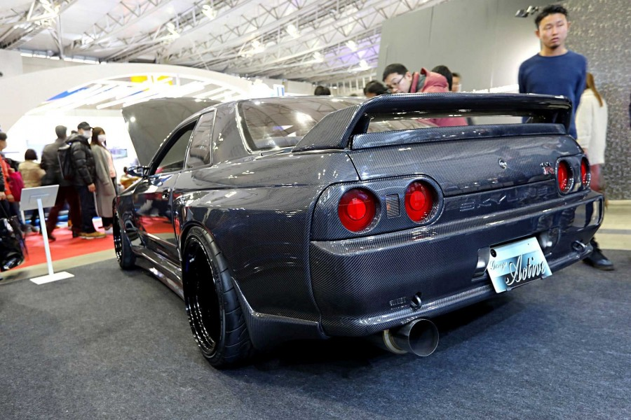 Nissan Skyline R32 wheels Work Meister S1 3P