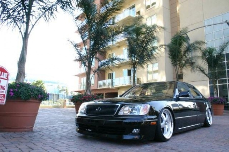 Lexus LS LS 430, XF30 wheels Junction Produce Scara 19″ 9.5J ET35 235/35 10.5J ET24 245/35