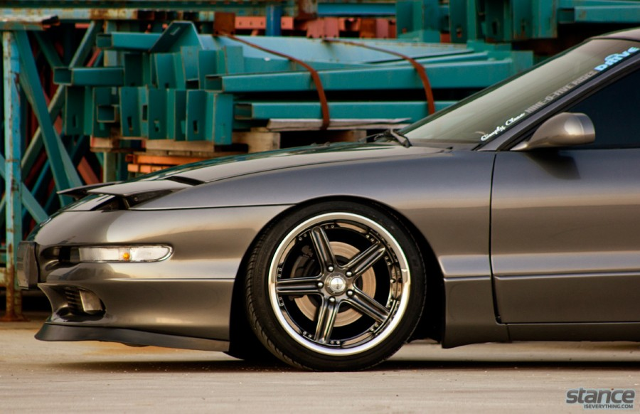 Ford Probe 2 generation wheels Fast Wheels Mistral 18″ 9.5J 9.5J