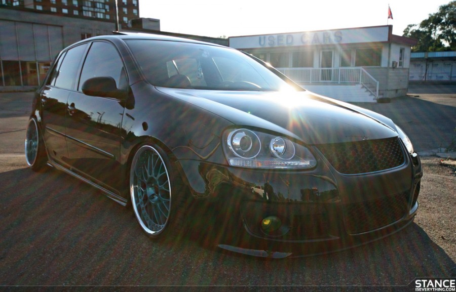 Volkswagen Golf MK5 wheels Work VS-XX 18″ 8.5J ET27 10J GTI