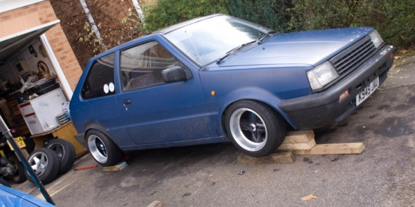 Nissan March/Micra K10