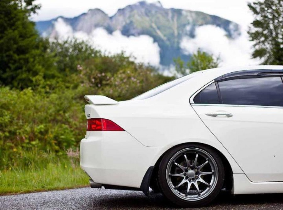 Acura TSX CL9 диски Work Emotion XD9